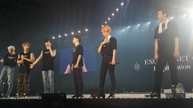 Fan đồng loạt kêu gọi SM huỷ concert của EXO tại Nhật Bản, nguyên nhân là gì? - Ảnh 2.