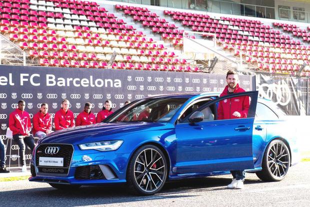 Messi và dàn sao Barca phải trả lại hàng loạt xế xịn vì lý do này - Ảnh 1.