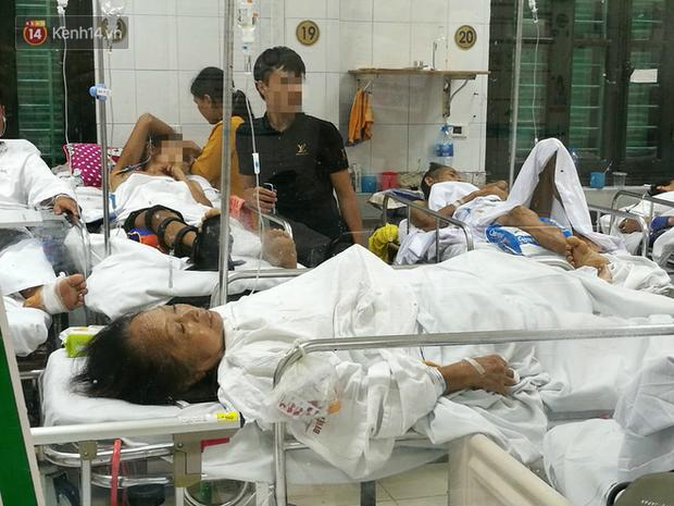 Cụ bà bị chó dữ tấn công ở Hà Nội phải khâu 30 mũi, kể lại giây phút ám ảnh khi đối mặt với tử thần - Ảnh 4.
