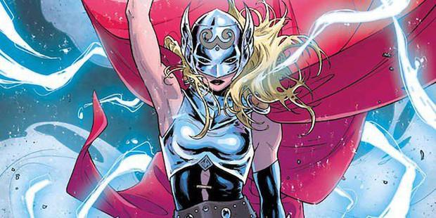 Mời Natalie Portman đóng Thor phiên bản nữ, Marvel muốn chuộc lỗi vì xây dựng Jane Foster quá tệ? - Ảnh 7.