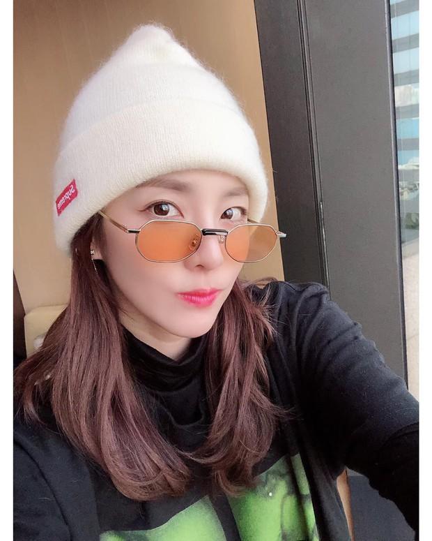 Từng bị so sánh, nhan sắc ăn thịt Đường Tăng của Dara so với Jisoo (BLACKPINK) kém 11 tuổi gây bất ngờ sau 1 năm - Ảnh 6.