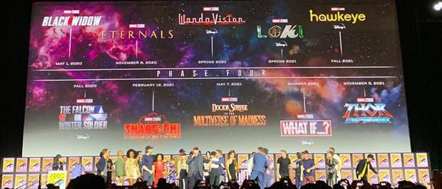 11 điều cần biết về loạt phim mới của MARVEL: Sẽ có Thor bản nữ, Scarlet Witch và bác sĩ Trang lại chơi trò du hành? - Ảnh 1.