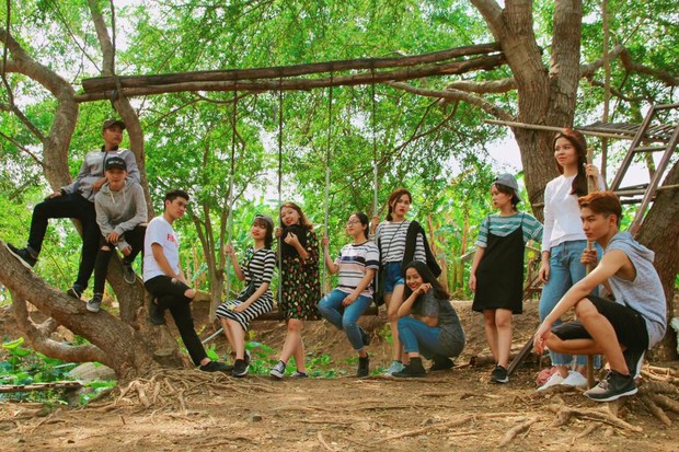 Bộ ảnh kỷ yếu của sinh viên Sài Gòn chất chơi không khác gì bìa tạp chí, nhưng dàn trai xinh gái đẹp mới là điều đáng chú ý nhất - Ảnh 8.