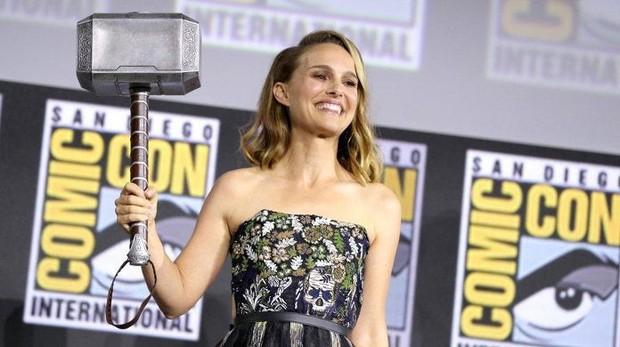 Mời Natalie Portman đóng Thor phiên bản nữ, Marvel muốn chuộc lỗi vì xây dựng Jane Foster quá tệ? - Ảnh 8.
