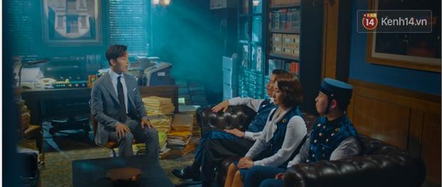 Lee Jun Ki hóa linh mục trừ tà nhiệt huyết, khiên IU nổi cơn tanh bành trong tập 3 Hotel Del Luna - Ảnh 8.