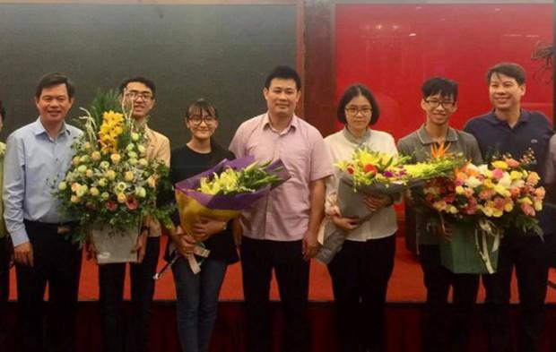4 thí sinh Việt Nam tham gia Olympic Sinh học quốc tế năm 2019 đều giành huy chương - Ảnh 1.