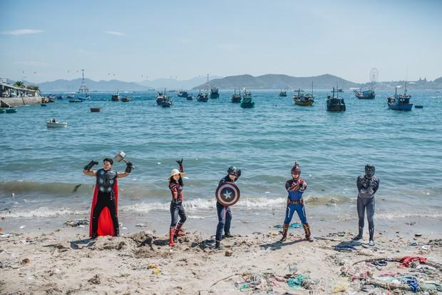 Trò chuyện cùng nhóm siêu anh hùng trộm rác: Khi làm những điều có ích, chúng ta vụt sáng thành người hùng - Ảnh 7.