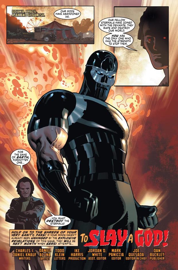 8 nhân vật bom tấn phase 4 The Eternals khiến Marvel bắt về nuôi bằng mọi giá - Ảnh 8.