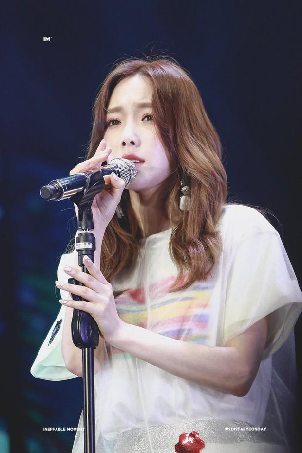 """Top 3 ca sĩ thần tượng đỉnh nhất trong mắt """"tiểu Taeyeon"""": Chọn ngay """"phiên bản gốc"""" của chính mình, đánh giá cao 2 ca sĩ tài năng nhưng lận đận - Ảnh 2."""