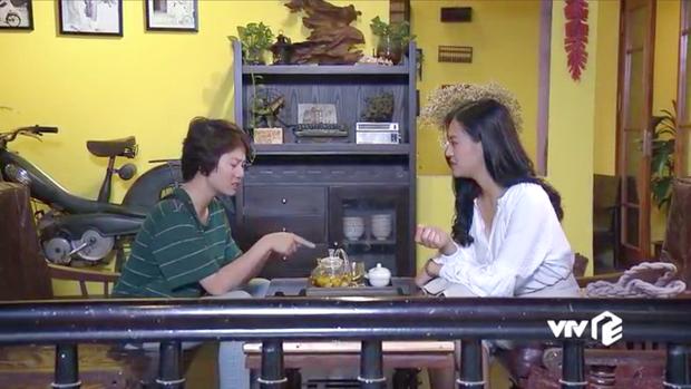Quán trà mà chị Huệ và Dương (Về nhà đi con) ngồi tâm tình: có thật là bánh khô như lời Dương nói? - Ảnh 3.