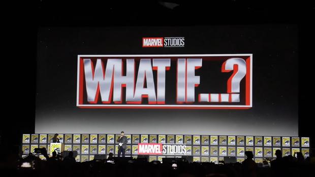 What if? là vũ khí bí mật loại khủng đến mức nào khiến Marvel vừa công bố ai cũng trầm trồ? - Ảnh 1.