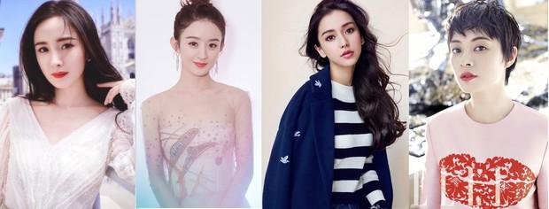 Truyền thông Hongkong chỉ ra 4 người tình màn ảnh: Cá Mực Dương Tử dẫn đầu, người yêu Lộc Hàm bất ngờ out top - Ảnh 1.