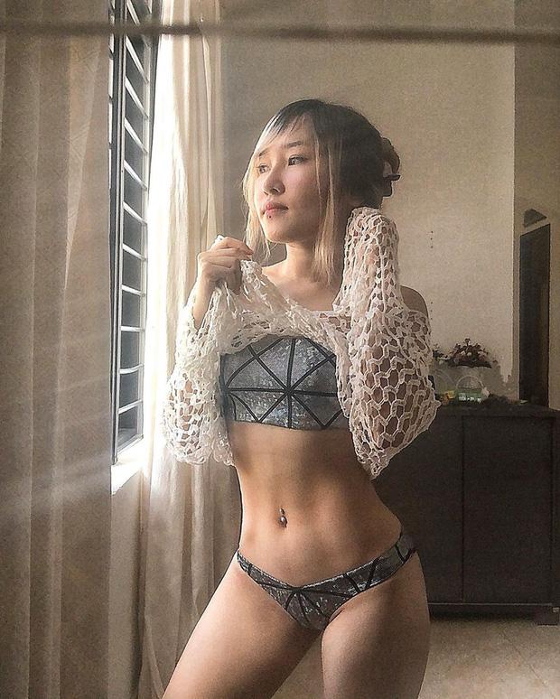 Sở hữu số đo 3 vòng 90-62-93 sau khi giảm 12kg, Uyên Pu bỏ xa MisThy và Linh Ngọc Đàm về khoản quyến rũ, nóng bỏng - Ảnh 6.