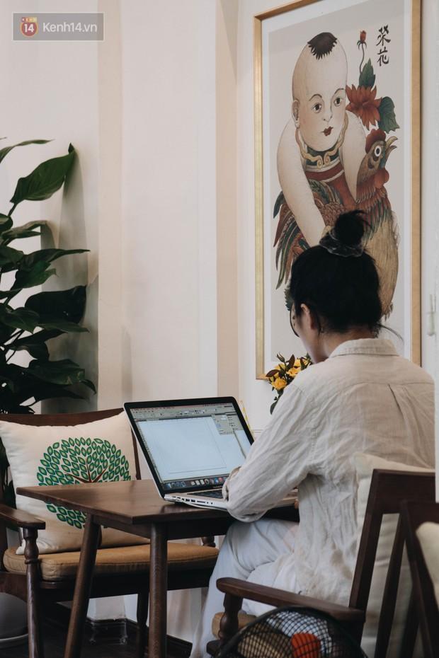 Ghé hai tiệm cafe cùng tông trắng xinh đang được check-in đông đảo nhất ở Hà Nội, mùa hè này đã có quán mới để dừng chân - Ảnh 42.