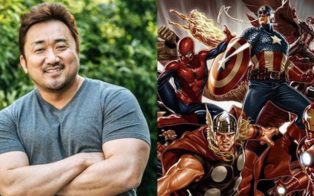 Sao Hàn đầu tiên gia nhập vũ trụ Marvel: Tài tử Train to Busan đào tạo võ sĩ thế giới, gây sốc với mối tình bố con - Ảnh 10.