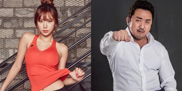 Sao Hàn đầu tiên gia nhập vũ trụ Marvel: Tài tử Train to Busan đào tạo võ sĩ thế giới, gây sốc với mối tình bố con - Ảnh 11.