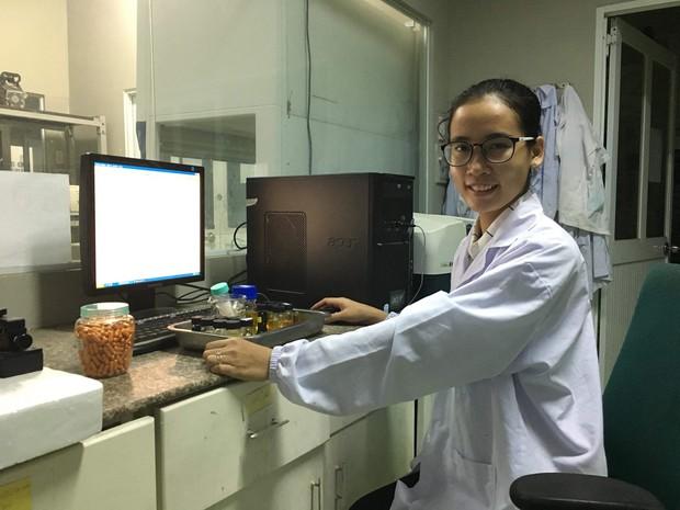 Nữ sinh Vũng Tàu điều chế thành công ứng dụng làm thực phẩm chức năng trị bệnh tiểu đường! - Ảnh 3.