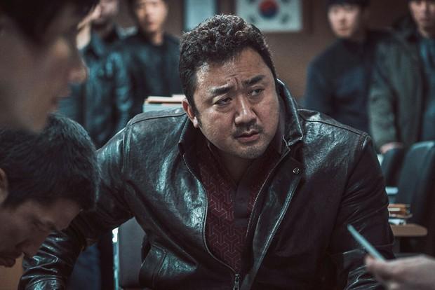 Sao Hàn đầu tiên gia nhập vũ trụ Marvel: Tài tử Train to Busan đào tạo võ sĩ thế giới, gây sốc với mối tình bố con - Ảnh 4.