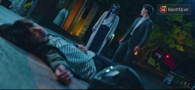 CEO IU ngăn ma nữ đoạt linh hồn người thương bằng nụ hôn siêu ngọt ngay tập 4 Hotel Del Luna - Ảnh 13.