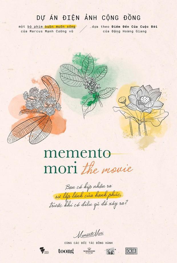 """Đừng than """"buồn muốn chết"""", có buồn cũng phải sống: Dự án điện ảnh Memento Mori khiến người trẻ thay đổi suy nghĩ về cuộc đời - Ảnh 2."""