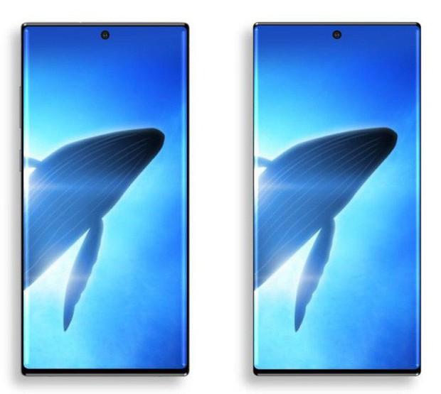 Đây là chiếc Galaxy Note 10 không phím bấm đã bị Samsung hủy bỏ - Ảnh 1.