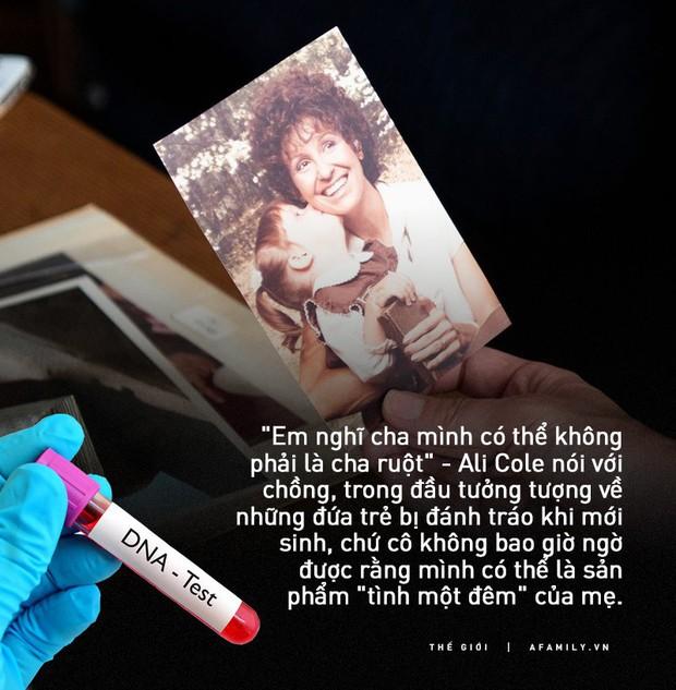 Sự thật nghiệt ngã sau dịch vụ kiểm tra ADN trực tuyến: Làm xét nghiệm cho vui, cô gái suy sụp khi biết bí mật động trời của người mẹ đã khuất - Ảnh 2.
