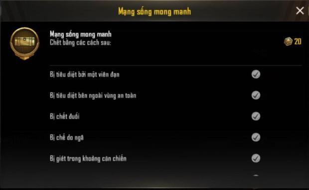 """Muôn vẻ """"nhiệm vụ bất khả thi"""" trong PUBG Mobile khiến game thủ phải khóc thét, dù là proplayer cũng phải chào thua! - Ảnh 5."""