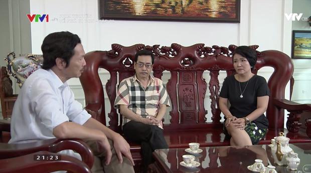 """Review tập 70: Cảnh bố Sơn sang nhà chồng Thư nghẹn ngào nói """"Về nhà đi con"""" lấy đi biết bao nước mắt khán giả - Ảnh 8."""