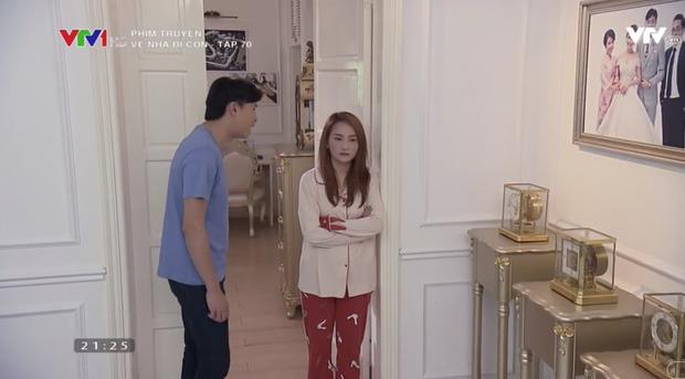 """Review tập 70: Cảnh bố Sơn sang nhà chồng Thư nghẹn ngào nói """"Về nhà đi con"""" lấy đi biết bao nước mắt khán giả - Ảnh 9."""