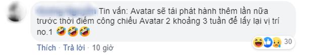 4 màn khẩu nghiệp tưng bừng khi ENDGAME vượt doanh thu Avatar: Khi bạn đi xem phim nhưng thích đổi giá vàng? - Ảnh 11.