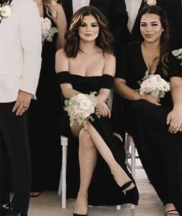 Béo như 4 mỹ nhân showbiz này thì ai cũng muốn: Jennie tăng hạng nhan sắc nhưng sexy nhất là Selena Gomez - Ảnh 10.