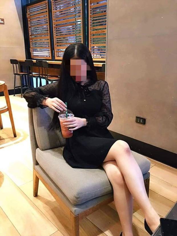 Công an vào cuộc, truy tìm đối tượng phát tán clip nóng của nữ nhân viên lễ tân spa xinh đẹp lên mạng xã hội - Ảnh 2.