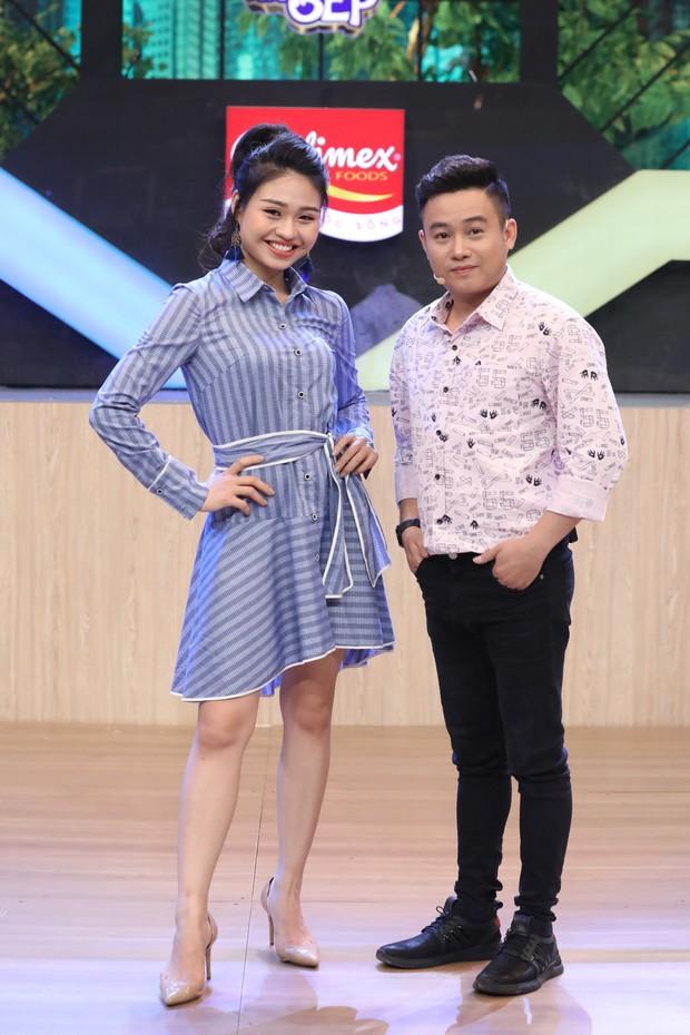 Hari Won chặt chém Lê Lộc: Em chỉ nên cười thôi - Ảnh 1.