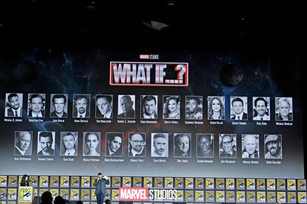 What if? là vũ khí bí mật loại khủng đến mức nào khiến Marvel vừa công bố ai cũng trầm trồ? - Ảnh 5.