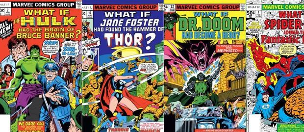 What if? là vũ khí bí mật loại khủng đến mức nào khiến Marvel vừa công bố ai cũng trầm trồ? - Ảnh 2.
