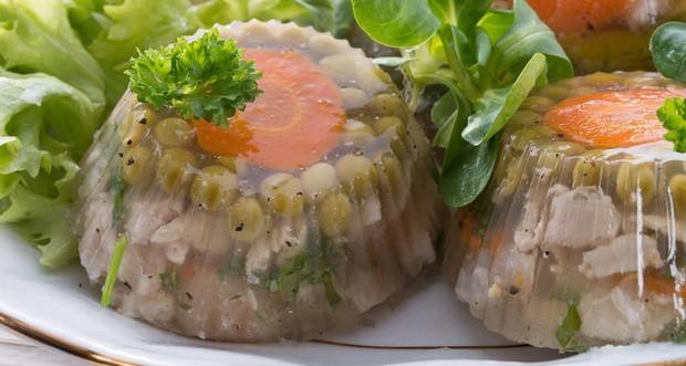 Tưởng Việt Nam mới có thịt đông như thạch nhưng phương Tây cũng có món tương tự  - Ảnh 2.