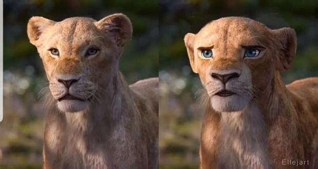 The Lion King bị chê tạo hình không giống bản gốc, người hâm mộ gửi ngay sáng kiến cực mặn - Ảnh 8.