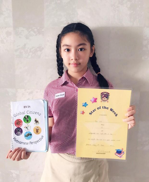 Công chúa 14 tuổi nhà Quyền Linh thả dáng với bikini, ai cũng tấm tắc khen dáng vóc như Hoa hậu tương lai - Ảnh 7.