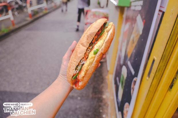 Chuyện ẩm thực Việt giữa lòng Tokyo của cô gái top 10 Here We Go 2019: Đi thật xa để trở về! - Ảnh 13.