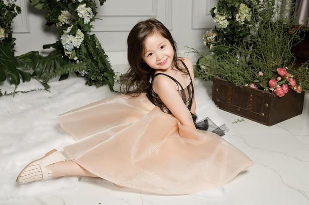 Điểm mặt hội ái nữ nhà sao Việt: Còn nhỏ đã có năng khiếu nghệ thuật, xinh đẹp chuẩn mỹ nhân tương lai - Ảnh 14.