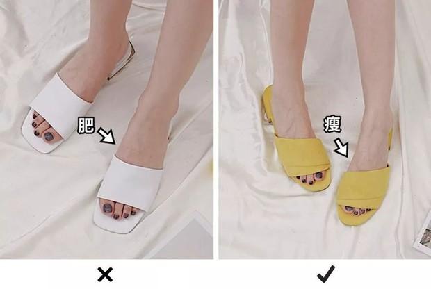Thay mặt hội chị em có bàn chân to, cô nàng này đã thử nghiệm và tìm ra những loại giày dép tôn chân nịnh dáng nhất - Ảnh 3.