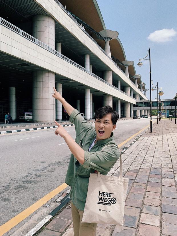 """Tìm kiếm hương vị Việt tại """"đất nước sắc màu"""" Malaysia với chàng hot boy xứ Nghệ của top 10 Here We Go 2019: Đi thật xa để tự hào! - Ảnh 1."""