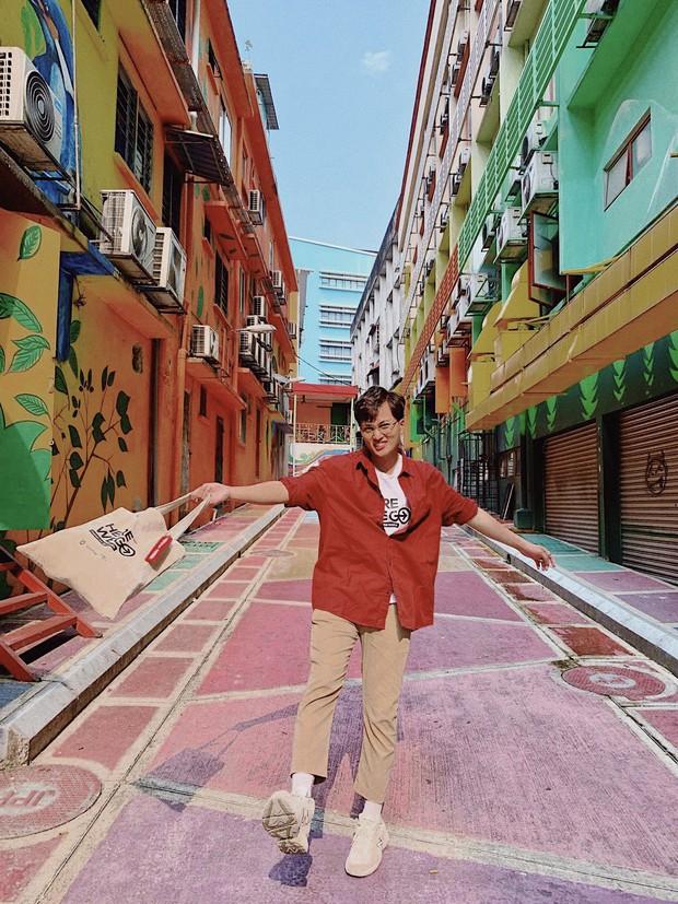 """Tìm kiếm hương vị Việt tại """"đất nước sắc màu"""" Malaysia với chàng hot boy xứ Nghệ của top 10 Here We Go 2019: Đi thật xa để tự hào! - Ảnh 4."""
