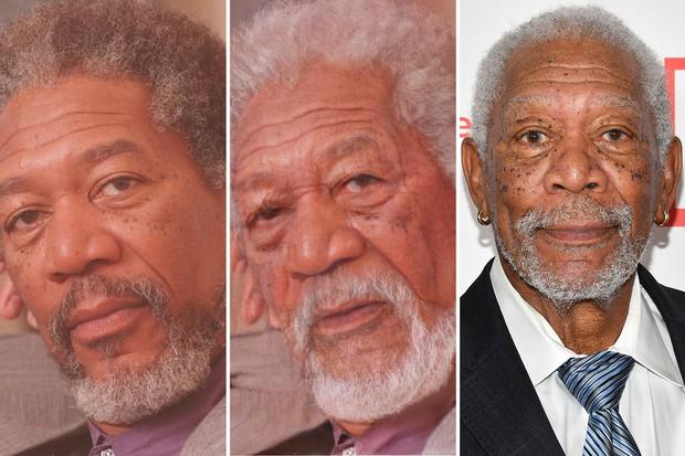 Thử dùng FaceApp xem ảnh mặt già của loạt sao thời trẻ, bất ngờ với kết quả y xì đúc bản gốc - Ảnh 7.