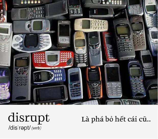 Disrupt: Từ tiếng Anh bạn buộc phải hiểu để lý giải sự vĩ đại của Apple, Google hay Microsoft - Ảnh 5.