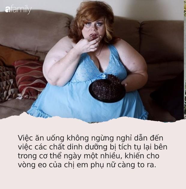 Mới ăn xong mà làm 5 việc này thì chị em đừng hỏi vì sao cứ tăng cân không phanh, ăn ít mà vẫn mập - Ảnh 3.