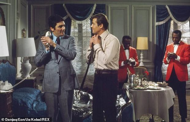 Nam diễn viên xuất hiện trong 2 phần phim Điệp viên 007 - David Hedison đã qua đời ở tuổi 92 - Ảnh 3.