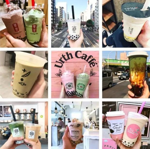 Cơn lốc trà sữa khuynh đảo Nhật Bản: Bùng phát trở lại sau hơn 20 năm vắng bóng, giới trẻ cuồng trân châu đến độ sáng tạo ra 1001 biến tấu - Ảnh 3.