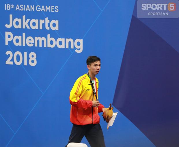 Hot boy bơi lội Huy Hoàng giành tấm vé dự Olympic 2020 đầu tiên của Việt Nam - Ảnh 3.