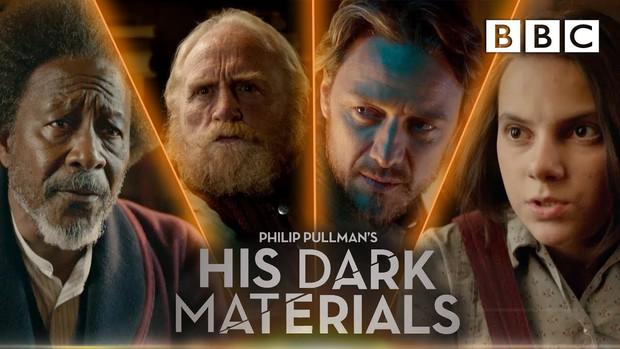 Chán kiếp dị nhân, Giáo sư X James McAvoy rủ con gái Wolverine ngao du đa vũ trụ trong His Dark Materials - Ảnh 8.